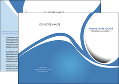 modele en ligne depliant 2 volets  4 pages  texture contexture structure MLIG32676