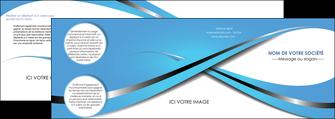 personnaliser modele de depliant 4 volets  8 pages  texture contexture structure MLGI32746