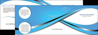faire modele a imprimer depliant 4 volets  8 pages  texture contexture structure MLGI32748