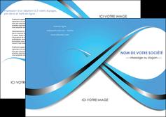 creation graphique en ligne depliant 2 volets  4 pages  texture contexture structure MLGI32752
