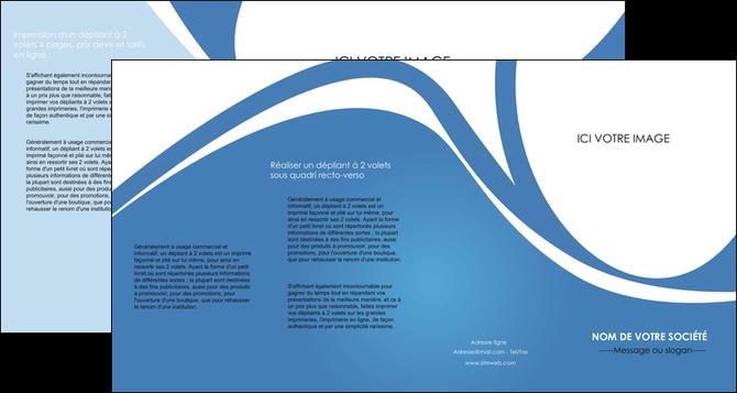 personnaliser modele de depliant 4 volets  8 pages  texture contexture structure MLGI32788