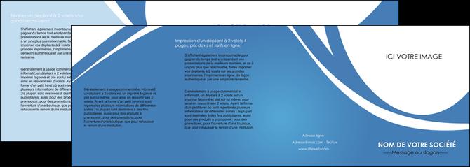 creer modele en ligne depliant 4 volets  8 pages  texture contexture structure MLGI32790
