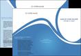exemple depliant 3 volets  6 pages  texture contexture structure MLGI32803