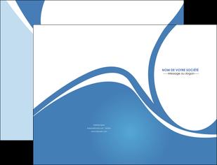 Impression Chemise / pochette à rabats  devis d'imprimeur publicitaire professionnel Chemises à rabats - A4 plus