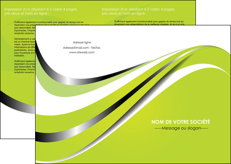 imprimer depliant 2 volets  4 pages  texture contexture structure MLGI32894