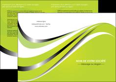 imprimer depliant 2 volets  4 pages  texture contexture structure MLIG32894