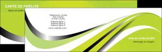 Commander cartes de visite vernis selectif  Carte commerciale de fidélité cartes-de-visite-vernis-selectif Carte de visite Double - Paysage