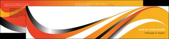 faire depliant 2 volets  4 pages  texture contexture structure MIF32984