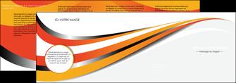 imprimerie depliant 4 volets  8 pages  texture contexture structure MIF32994