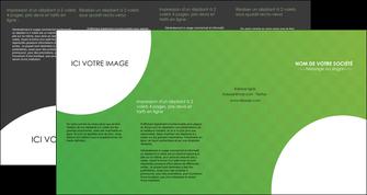 faire depliant 4 volets  8 pages  texture contexture structure MIF33224