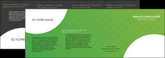 personnaliser maquette depliant 4 volets  8 pages  texture contexture structure MIF33226
