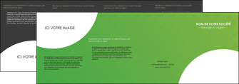 exemple depliant 4 volets  8 pages  texture contexture structure MIF33228