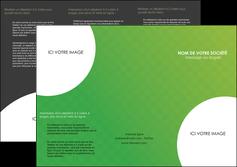 modele en ligne depliant 3 volets  6 pages  texture contexture structure MIF33240