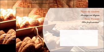 impression enveloppe boulangerie pain brioches boulangerie MIF33288