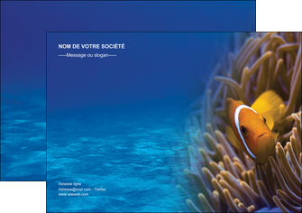 exemple affiche paysage belle photo nemo poisson MIS33456