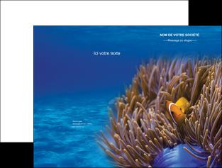 faire pochette a rabat paysage belle photo nemo poisson MIS33464