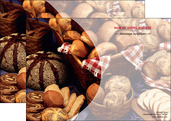 cree affiche boulangerie pain boulangerie patisserie MIF33520