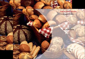 cree pochette a rabat boulangerie pain boulangerie patisserie MIF33538