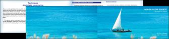 creer modele en ligne depliant 2 volets  4 pages  paysage faire part de mariage carte de mariage invitation mariage MIS33776