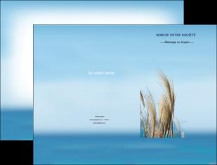 cree pochette a rabat paysage plante nature ciel MLGI33894