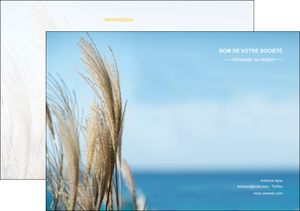creation graphique en ligne flyers paysage plante nature ciel MLGI33902
