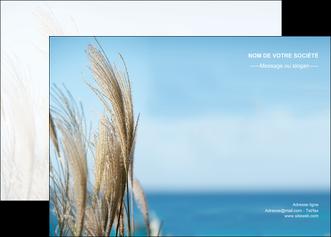 personnaliser modele de affiche paysage plante nature ciel MLGI33906