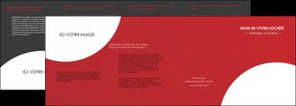 imprimerie depliant 4 volets  8 pages  texture contexture structure MIF33924