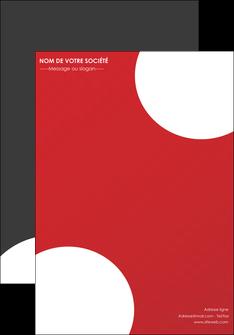 personnaliser modele de affiche texture contexture structure MIF33932