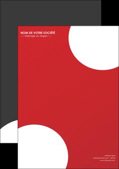 Commander Affiche B2  modèle graphique pour devis d'imprimeur Affiche A3 - Portrait (29,7 x 42 cm)