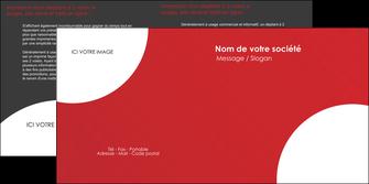 exemple depliant 2 volets  4 pages  texture contexture structure MIF33944