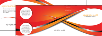 imprimerie depliant 4 volets  8 pages  texture contexture structure MIF33966