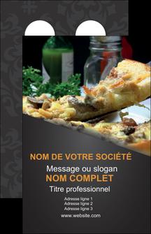 creer modele en ligne carte de visite pizzeria et restaurant italien pizza pizzeria restaurant italien MLGI34028