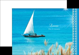 imprimer flyers paysage faire part de mariage carte de mariage invitation mariage MIS34238