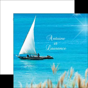creer modele en ligne flyers paysage faire part de mariage carte de mariage invitation mariage MIS34248