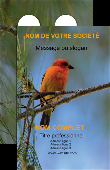Faire Modele A Imprimer Carte De Visite Paysage Nature Parc Naturel Animaux Des Oiseaux
