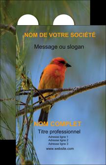 faire modele a imprimer carte de visite paysage nature parc naturel animaux parc naturel des oiseaux MLGI34280
