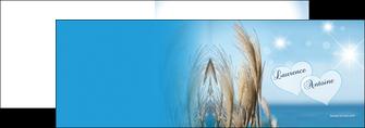 imprimerie depliant 2 volets  4 pages  paysage plante nature ciel MLGI34306