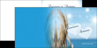 personnaliser modele de depliant 2 volets  4 pages  paysage plante nature ciel MLGI34312