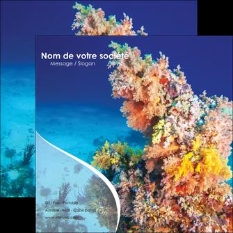 impression flyers plongee  plongee plongee sous marine centre de plongee MLGI34392