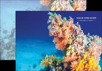 realiser pochette a rabat plongee  plongee plongee sous marine centre de plongee MLGI34394