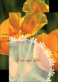 imprimerie flyers faire part de naissance carte de naissance carte pour naissance MLGI34398