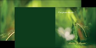 creer modele en ligne depliant 2 volets  4 pages  faire part de mariage carte de mariage invitation mariage MLGI34448