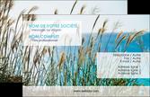 personnaliser modele de carte de visite fleuriste et jardinage nature champs fleurs MLGI34664