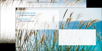 creer modele en ligne enveloppe paysage nature champs fleurs MLGI34668