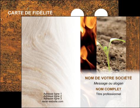 Personnaliser Maquette Carte De Visite Agriculture Plante Plantation Herbe MLGI35010