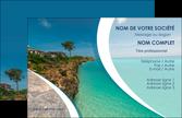realiser carte de visite sejours mer plage bord de mer MLGI35030