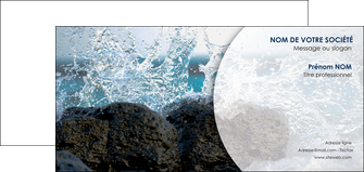 realiser carte de correspondance eau flot mer MLGI36406