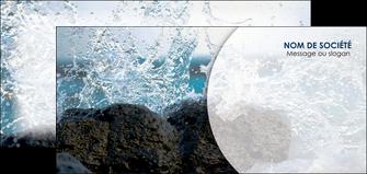 maquette en ligne a personnaliser flyers eau flot mer MLGI36408