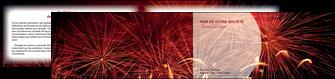 faire modele a imprimer depliant 2 volets  4 pages  14 juillet feux dartifice artificier MLGI36628