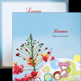 modele flyers couleur fleur liberte MIF36786